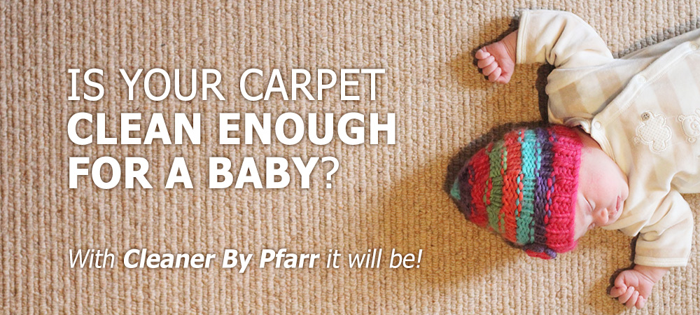 carpet cleaning - CLEANER by Pfarr
